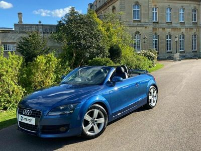 used Audi TT Roadster 2.0 TFSI Exclusive Line 2dr