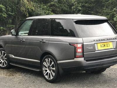 used Land Rover Range Rover DIESEL ESTATE 4.4 SDV8 Vogue 4dr Auto