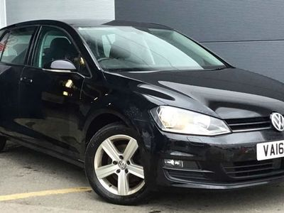 used VW Golf 1.6 Tdi 110 Match Edition 5Dr