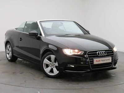 used Audi A3 Cabriolet Sport 1.4 Tfsi Cylinder On Demand 150 Ps 6 Speed 2dr
