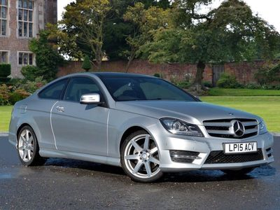 used Mercedes C220 C ClassCDI Coupe Auto 2-Door