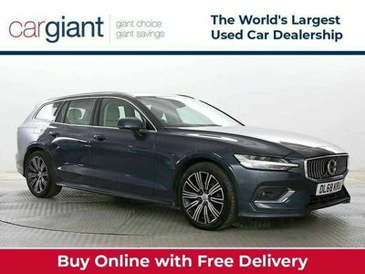 used Volvo V60 2.0 D4 190 Inscription Geartronic 5dr
