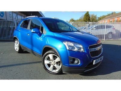 used Chevrolet Trax LT 1.4 5dr