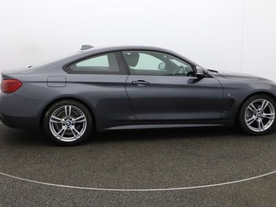 used BMW 420 4 Series D M SPORT Coupe 2017