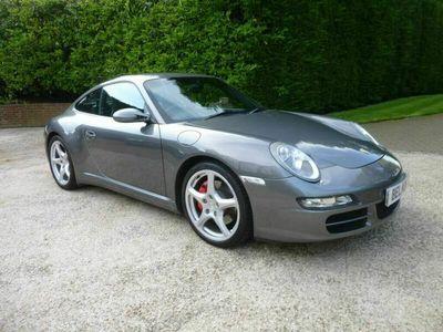 used Porsche 911 Carrera 4S 3.8 Tiptronic S Coupe auto