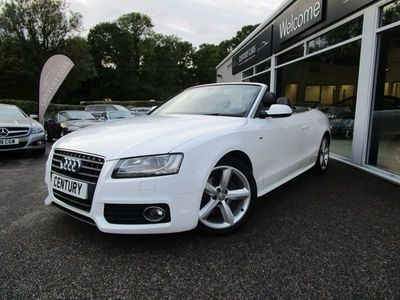 used Audi A5 2.0 TDI S LINE 2d 168 BHP A BEAUTIFUL EXAMPLE THROUGHOUT