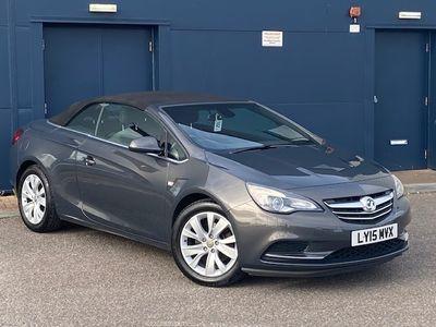 used Vauxhall Cascada 1.4T SE 2dr