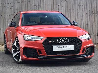 used Audi RS4 Avant 2.9 TFSI V6 Avant 5dr Petrol Tiptronic quattro (s/s) (450 ps)