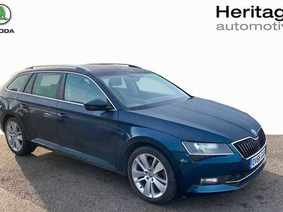 used Skoda Superb 2.0 Tdi Cr 190 Se L Executive 5Dr