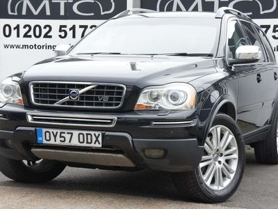 used Volvo XC90 4.4 V8 Executive Geartronic AWD 5dr Auto