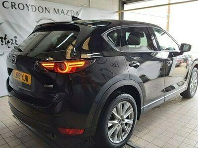used Mazda CX-5 2.0 Sport (NAV+)