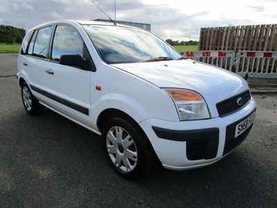 used Ford Fusion 1.4 TDCi Style Climate 5dr