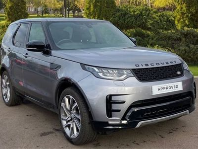 used Land Rover Discovery 3.0 SDV6 Landmark Edition 5dr 4x4 2019