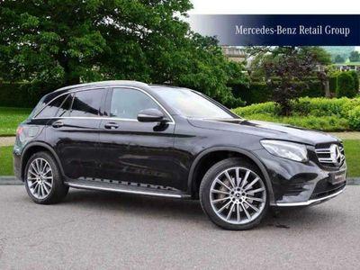 used Mercedes 220 GLC4Matic AMG Line Premium 5dr 9G-Tronic 2.2