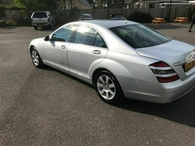used Mercedes S320 S Class 3.0CDI 7G-Tronic 4dr