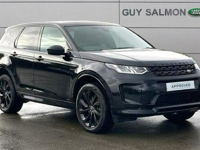 used Land Rover Discovery Sport NewR-Dynamic S Special Edition D180 Diesel MHEV Automatic