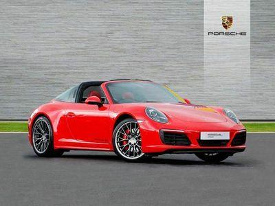 used Porsche 911 Targa 4 S 2dr PDK [991]