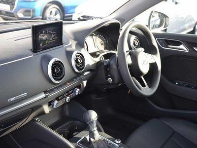 used Audi A3 Sportback Sport 30 TDI 116PS S Tronic auto 5d