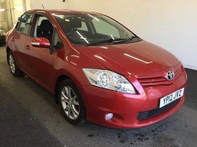 used Toyota Auris 1.6 V-Matic Colour Collection 5dr