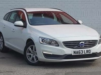used Volvo V60 D2 [115] Business Edition 5dr