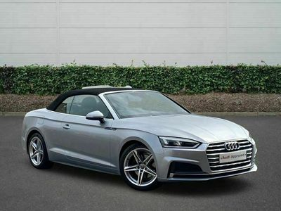 used Audi A5 Cabriolet S line 2.0 TFSI 190 PS S tronic