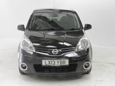 used Nissan Note 1.5 [90] Dci N-Tec+ 5Dr