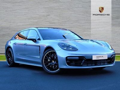 used Porsche Panamera 2.9 V6 4 5Dr Pdk