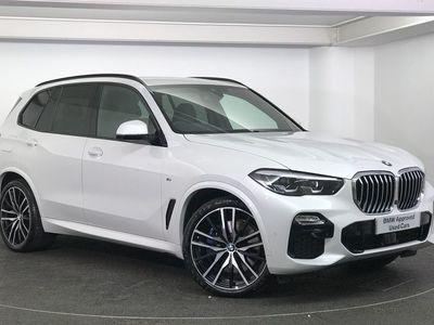 used BMW X5 X5xDrive30d M Sport SUV diesel estate