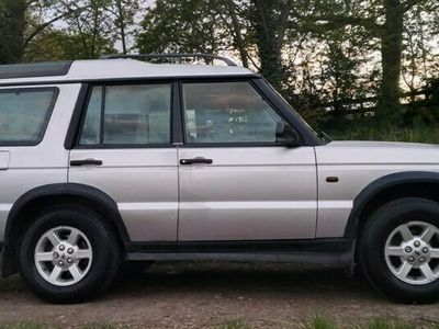 used Land Rover Discovery 2.5 TD5 Pursuit 5dr (7 Seats)