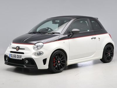 used Abarth 595 2016 Chertsey 1.4 T-Jet 180 Competizione 2dr