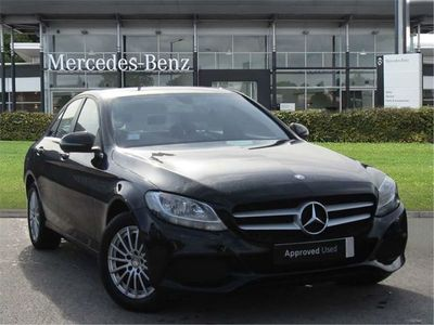 used Mercedes C200 C CLASS 2016 ChesterfieldSE 4dr Auto