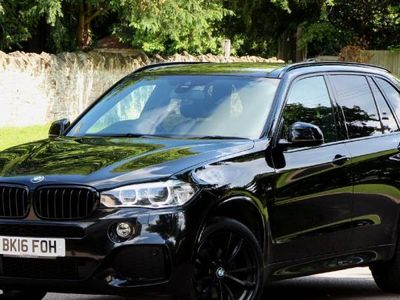 used BMW X5 3.0 30d M Sport Auto xDrive (s/s) 5dr
