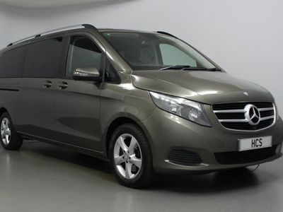 used Mercedes V250 Se Bluetec Auto 2.2 5dr