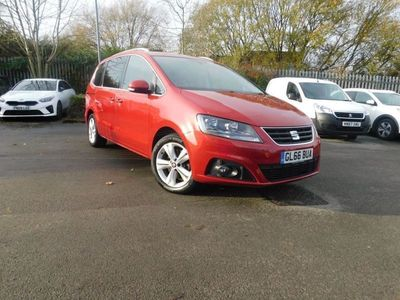used Seat Alhambra 2.0 TDI CR SE Lux [150] 5dr DSG Estate