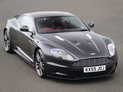 used Aston Martin DBS 2+2