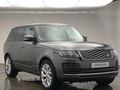 used Land Rover Range Rover 3.0 SDV6 (275hp) Vogue SE Estate diesel estate
