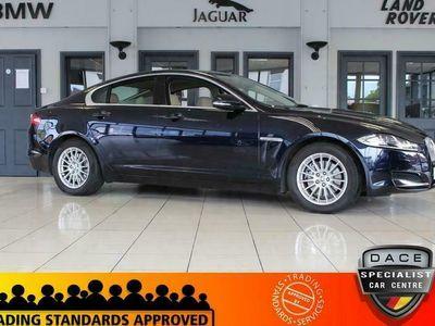 used Jaguar XF 3.0 V6 LUXURY 4d 240 BHP FULL SERVICE HISTORY