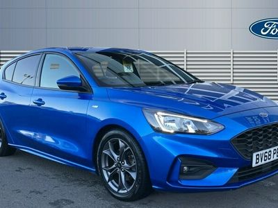 used Ford Focus 1.5 EcoBlue 120 ST-Line 5dr