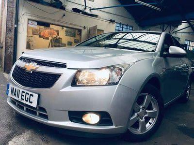 used Chevrolet Cruze LS