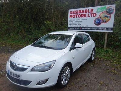 used Vauxhall Astra Hatchback 2.0 CDTi 16V SRi 5d