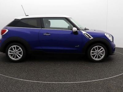 used Mini Cooper SD Coupé Paceman ALL4 2015