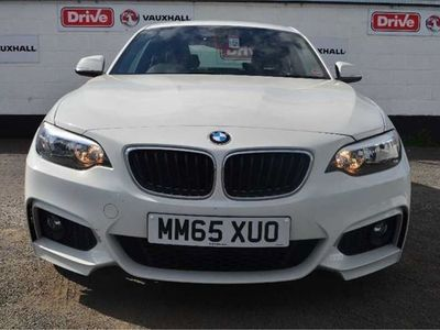 used BMW 218 2 Series d [150] M Sport 2dr