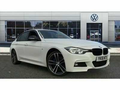 used BMW 320 3 Series d xDrive M Sport Shadow Edition 4dr Step Auto