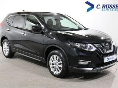used Nissan X-Trail 1.7 dCi Acenta Premium CVT (s/s) 5dr