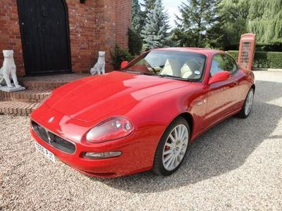 used Maserati Coupé 4200 V8 GT 2002