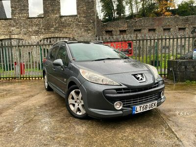 used Peugeot 207 Outdoor 1.6 HDi 110 5dr