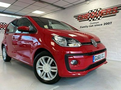 used VW up! Up HighHatchback 2016