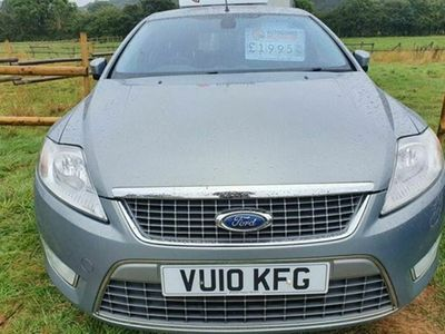 used Ford Mondeo 2.0TD Titanium 140 Estate 5d