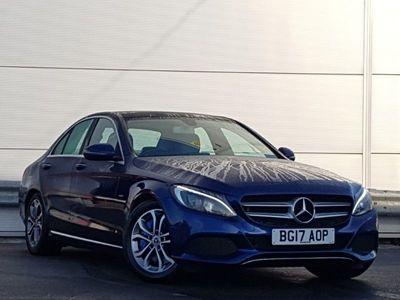 used Mercedes C350e C-ClassSport Premium 4dr Auto