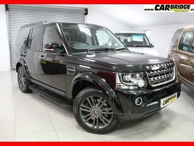 used Land Rover Discovery Station Wagon 3.0 SDV6 Graphite 5d Auto